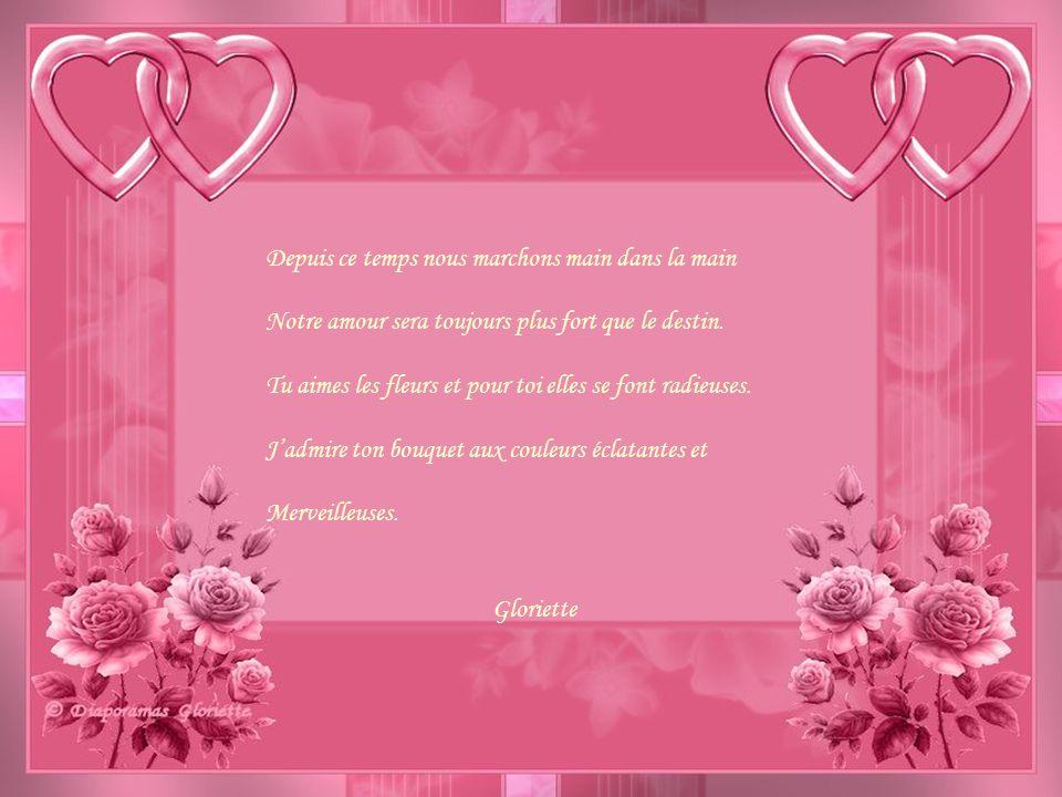 TEXTE : Gloriette Mes diaporamas sont hébergés chez Ginette et Claudy Le site de Ginette: http://www.creationsginette.com/http://www.creationsginette.com/ Le site de Claudy: http://www.chezclaudy.com/http://www.chezclaudy.com/ Musique: Secret Garden ( Appassionata ) Pour me Rejoindre: mailto:diaporamasgloriette@sympatico.camailto:diaporamasgloriette@sympatico.ca Diaporamas Gloriette ( Février 2013 ) Tous Droits Réservés© Production Protégée par Copyright Toute Reproduction est Interdite Il est Interdit dafficher ce diaporama sur un autre site Sans avoir reçu mon autorisation© Pour Vérifier: http://copyrightdepot.com/rep106/00041846.htm