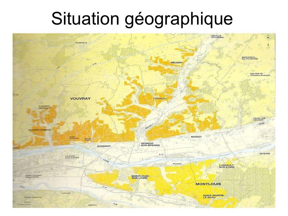 Situation géographique