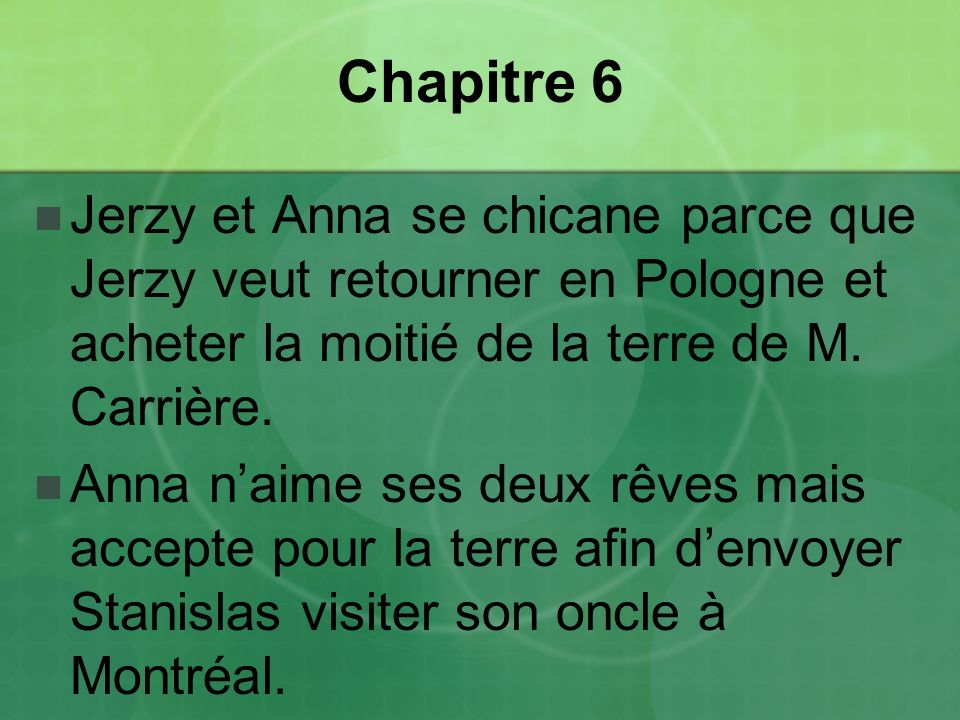 Chapitre 38 Nicolas lui avoue avoir vue Adam à Paris et lapporte de rencontrer Jan rencontre Adam qui est professeur de violon et lui explique qui il est
