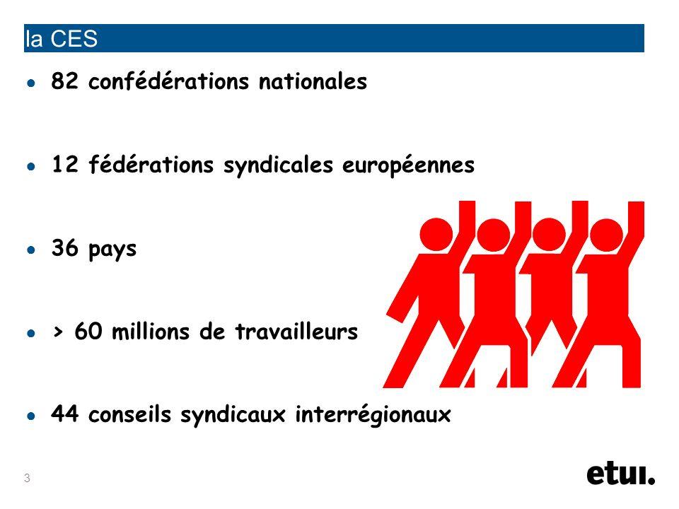 14 la CES ressources sur lInternet www.worker-participation.eu
