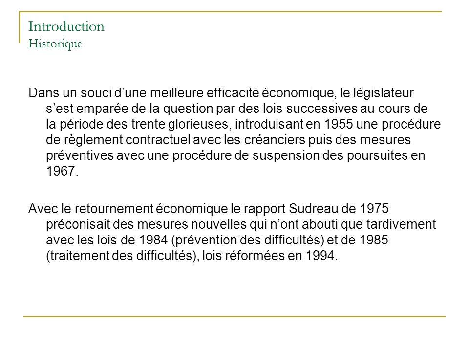 Partie 1.Procédures amiables 1.2 Le déroulement de la procédure.