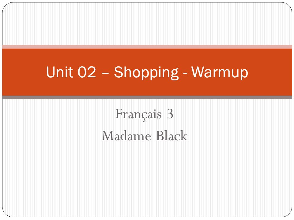 Identifiez ladjectif démonstratif: _____ chaussettes (f.) [D] ces [A] ce [B] cet [C] cette [D] ces