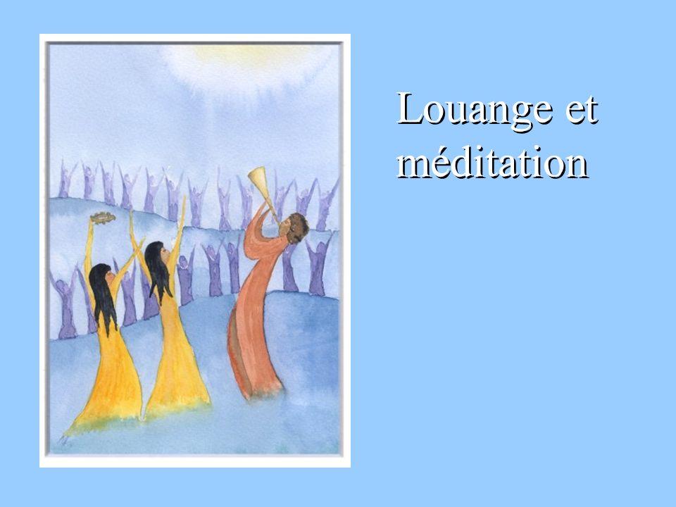 Louange et méditation
