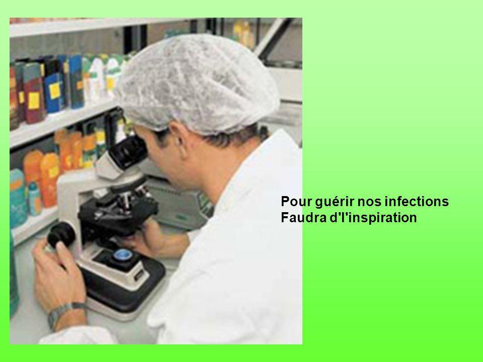 Leur s gènes font la nique Aux antibiotiques