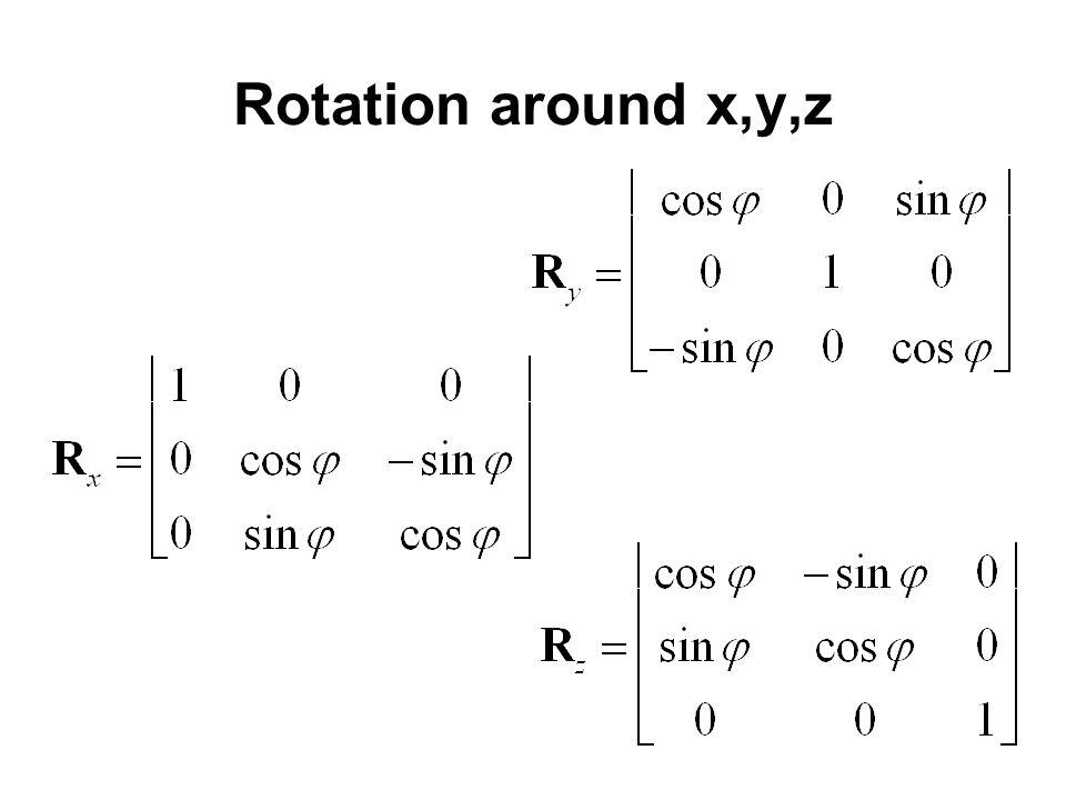 Problèmes de (11) En pratique, il y aura une mauvaise condition numérique pour tout angle proche de 0 ou de 180° et une erreur pour ces deux cas.