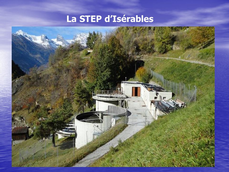 La STEP dIsérables