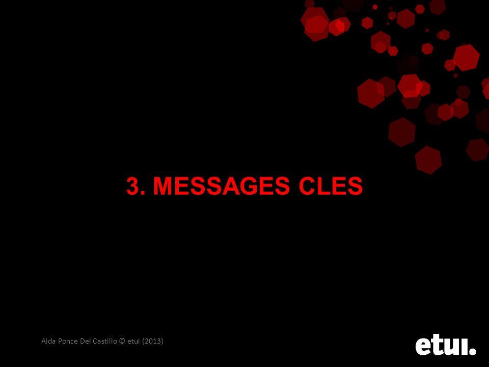 3. MESSAGES CLES
