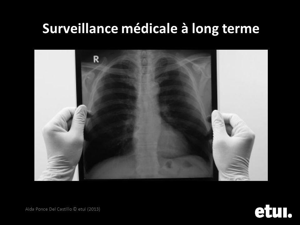 Surveillance médicale à long terme Aida Ponce Del Castillo © etui (2013)