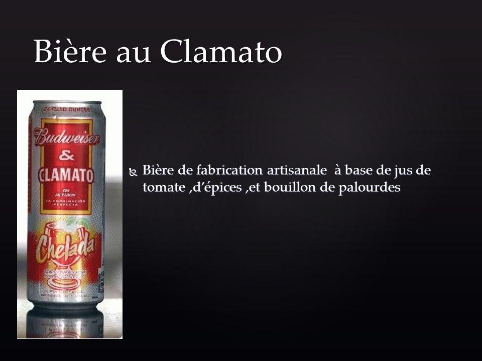 Il ne sagit ni plus ni moins dune bière fabriquée à base de lait.