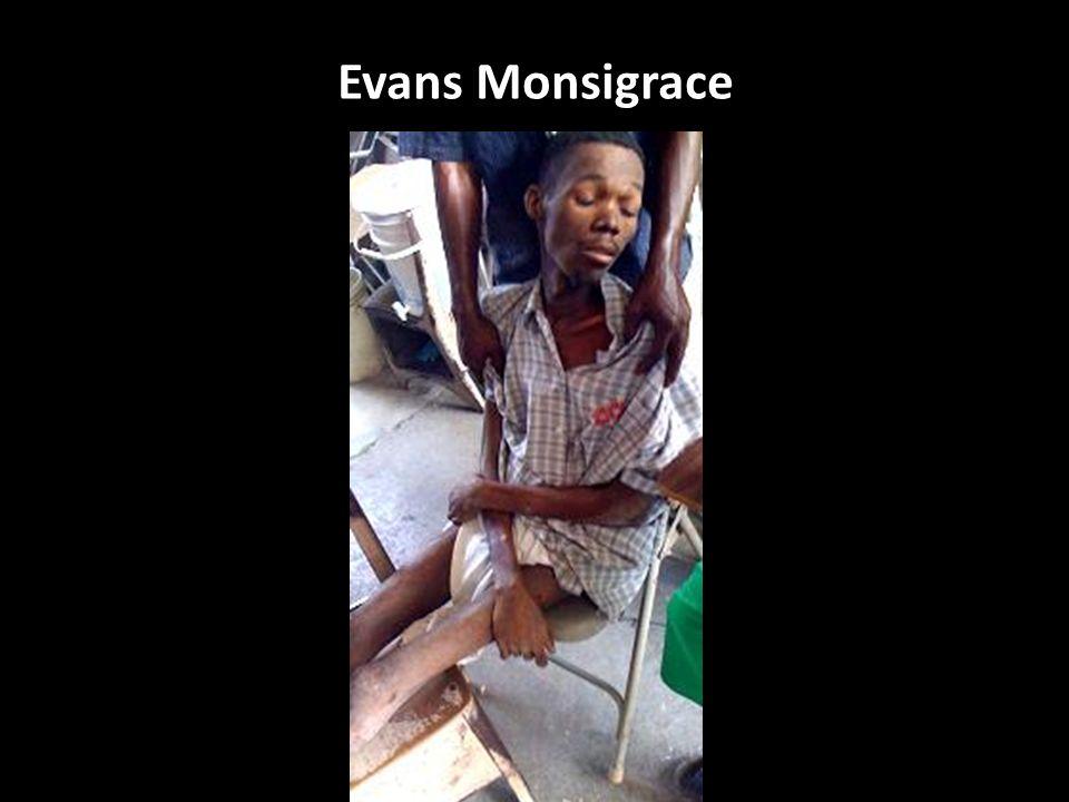 Evans Monsigrace 13