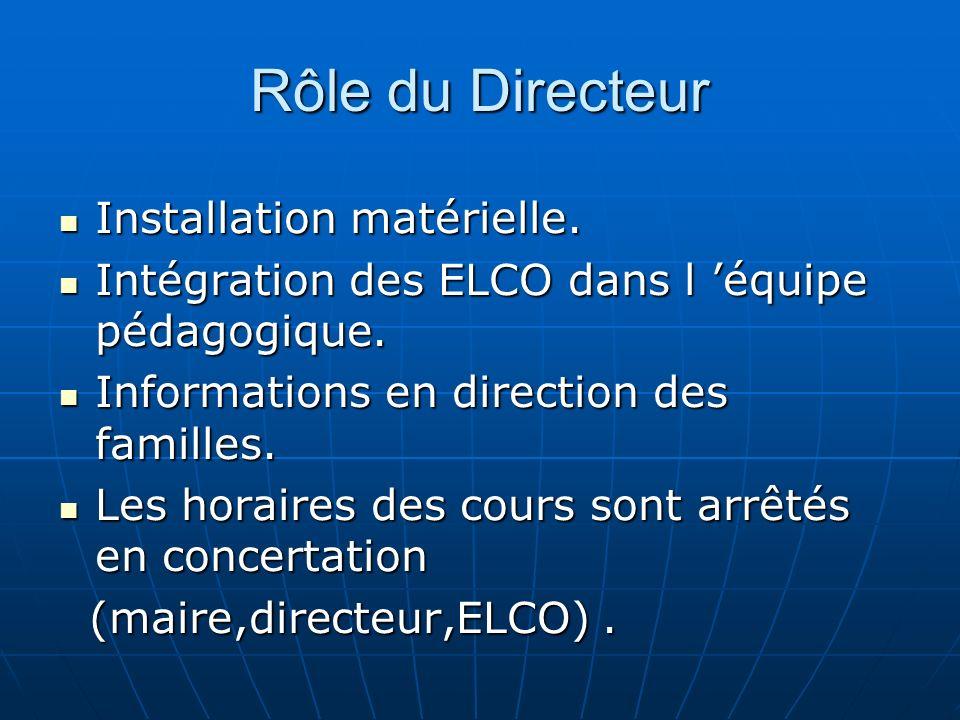Conditions denseignement Locaux scolaires et vérification des conditions denseignement.