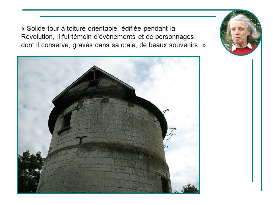 « Sans ailes depuis bien longtemps, à lentrée de la route de lEpine, le moulin Picot reste, à St Memmie, le témoin dun passé pas si éloigné…mais suffi