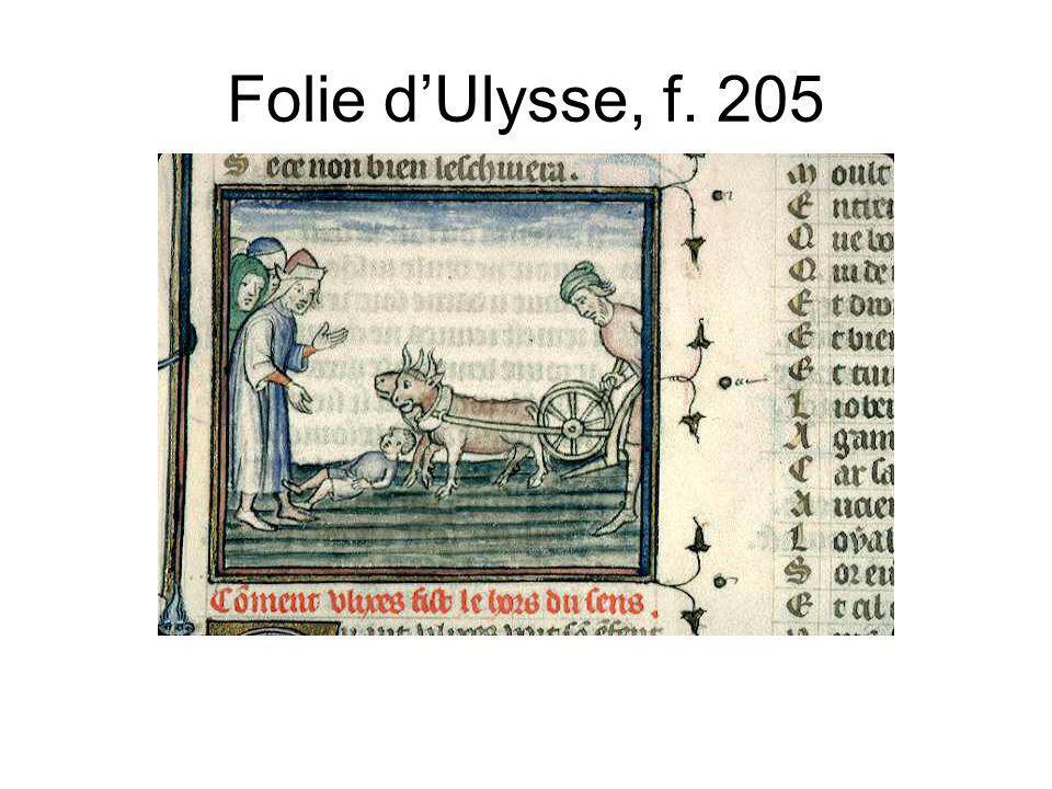 Folie dUlysse, f. 205