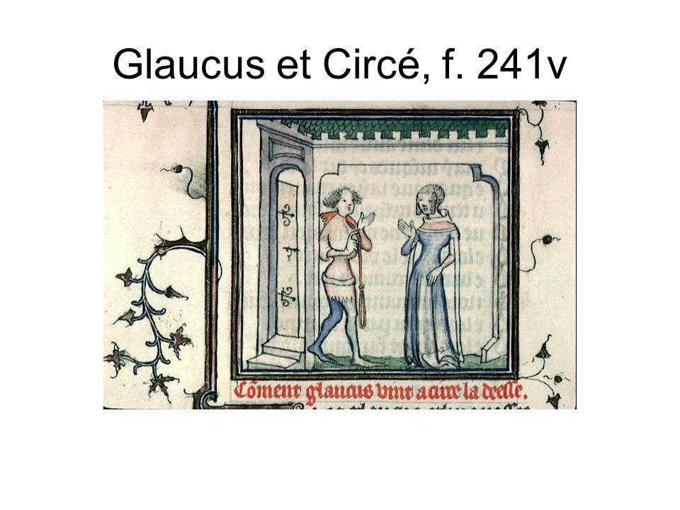 Glaucus et Circé, f. 241v