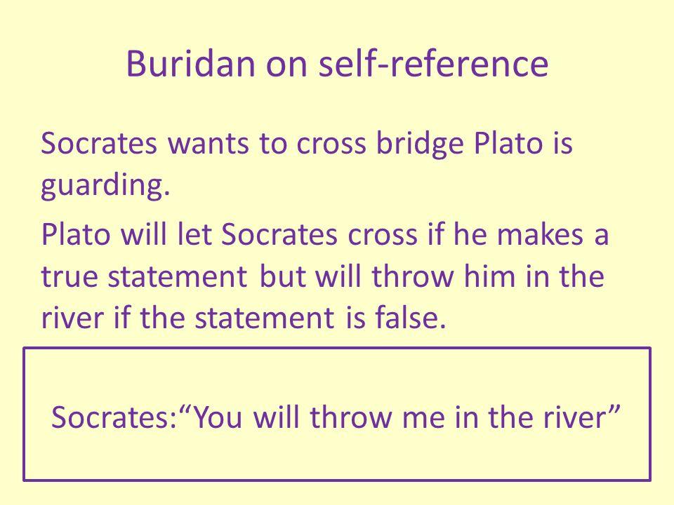 What else did Buridan do.