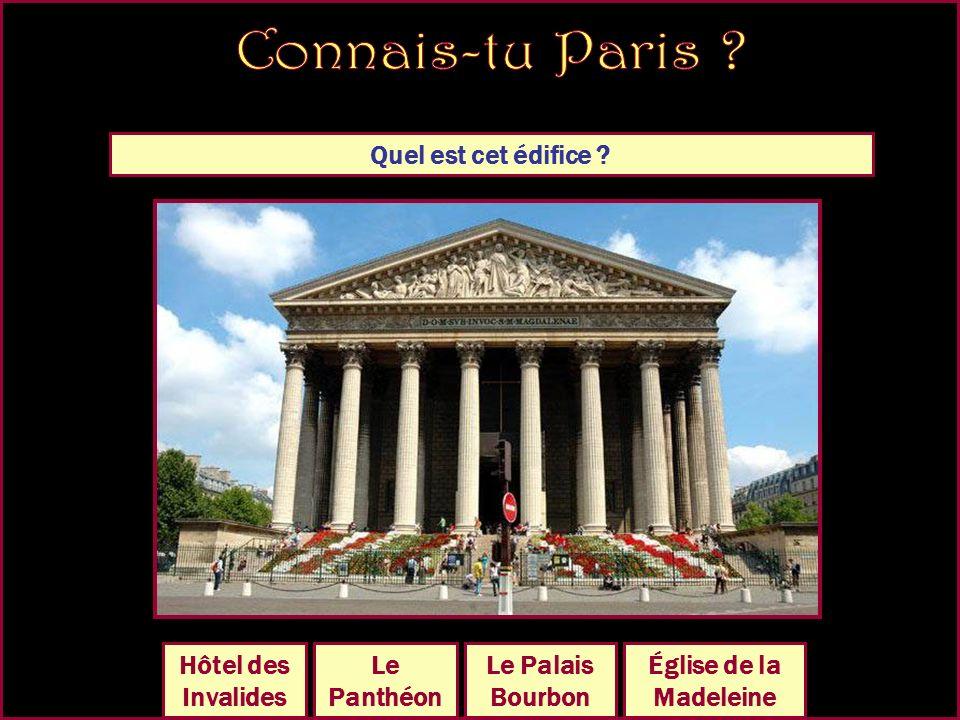 Quelle est cette place De la Bastille De la Concorde Des Abbesses Du Trocadéro