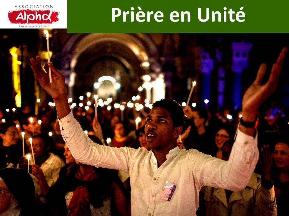 Prière en Unité