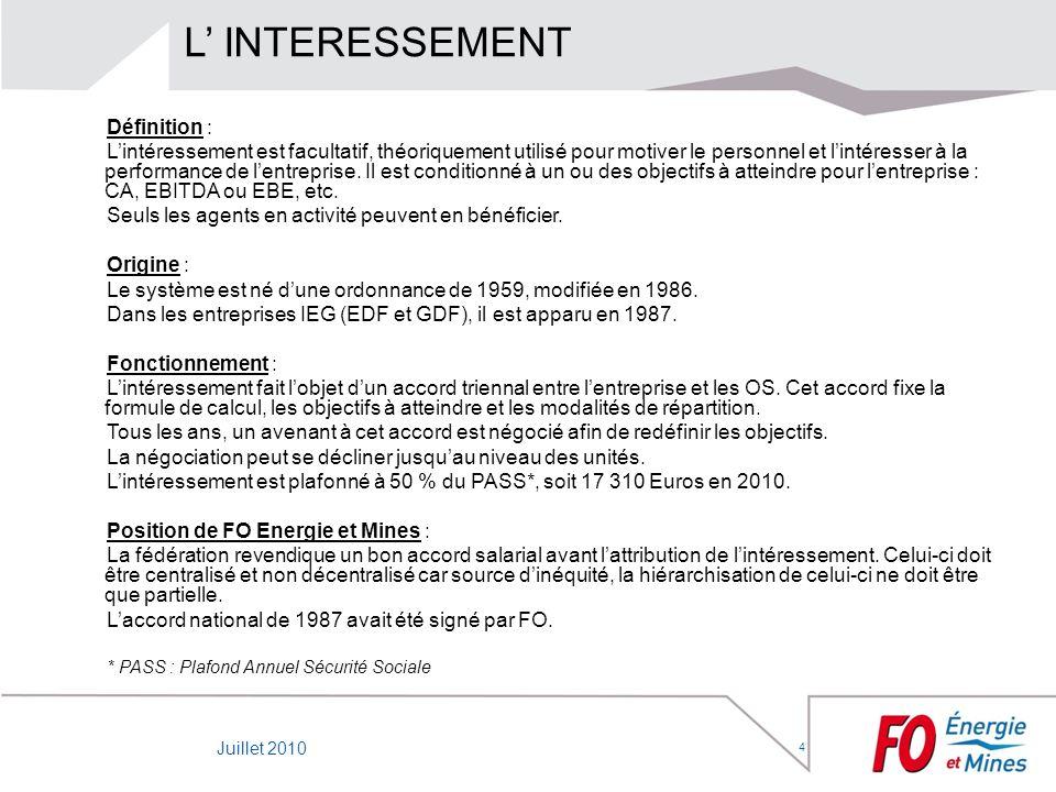 15 Abondement RTE Type de placementMontant MaxiTaux d abondementAbondement Maxi Int é ressement plac é sur PEG ou PERCO Pas de seuil100%.