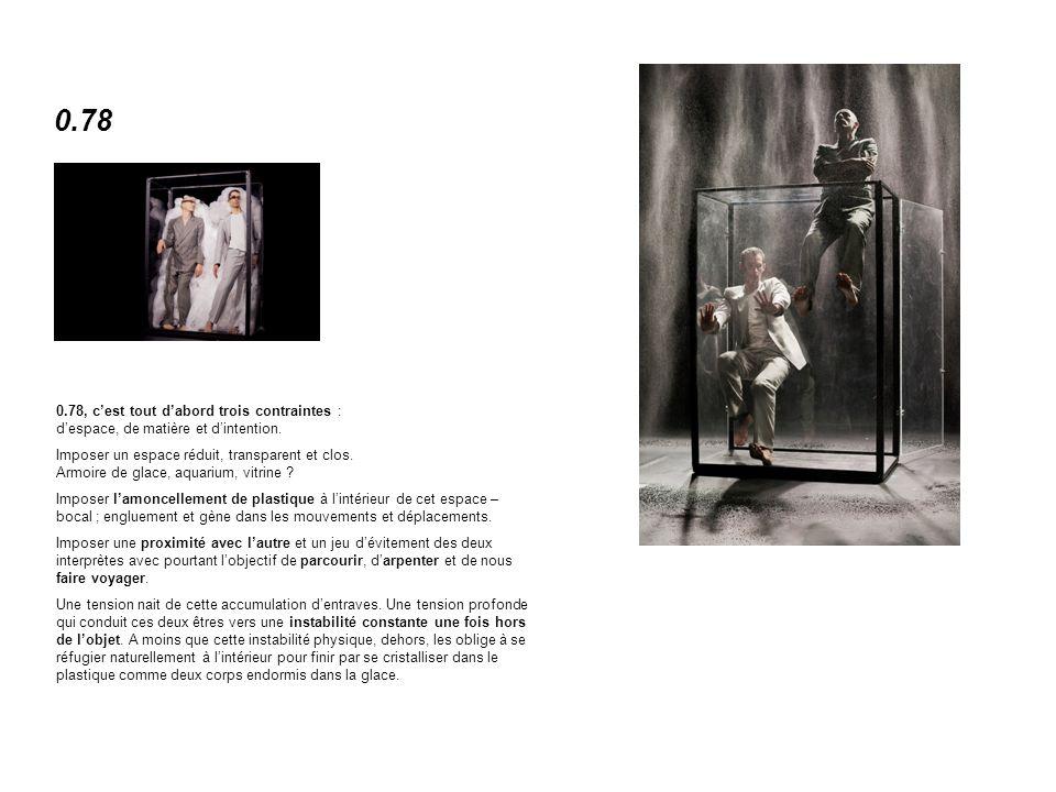 Melchior Delaunay / LUMIÈRE Commence le théâtre avec C.