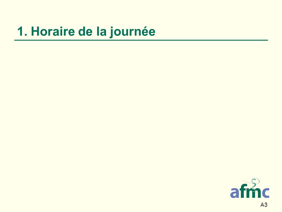 A14 5.Défis potentiels liés à la pratique pour les PSFE (suite) Discrimination et racisme.