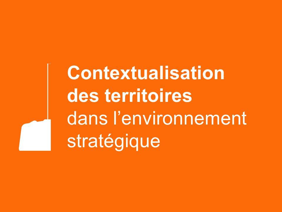 Contextualisation des territoires dans lenvironnement stratégique