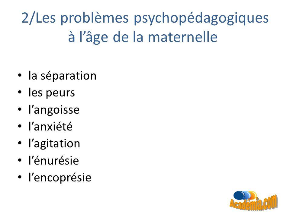 3/Psychopathologie de lenfant Limportance du dépistage précoce.