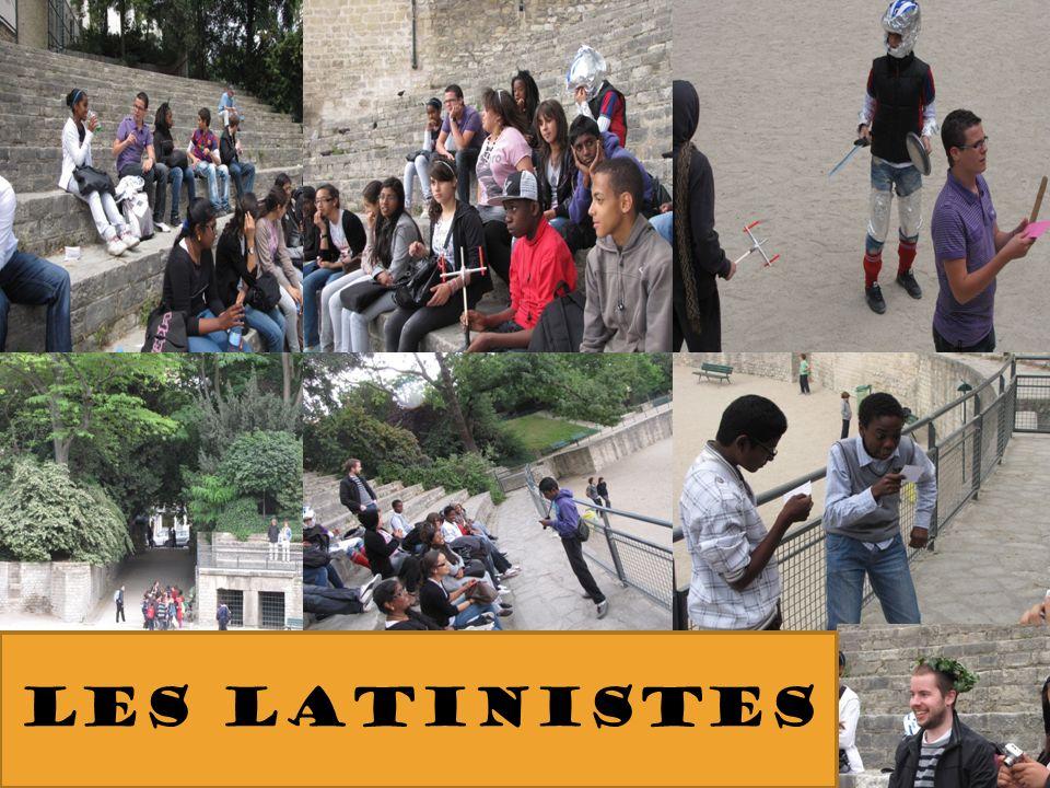 LES LATINISTES