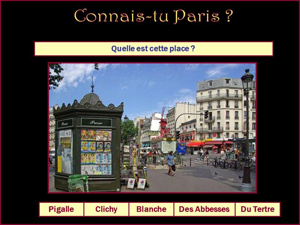 Quelle est cette gare ? Gare Montparnasse Gare dAusterlitz Gare de Lyon Gare du Nord