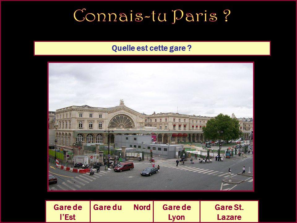 Quel est cet édifice Le Musée du Louvre La Géode Le Centre Pompidou Le Forum des Halles