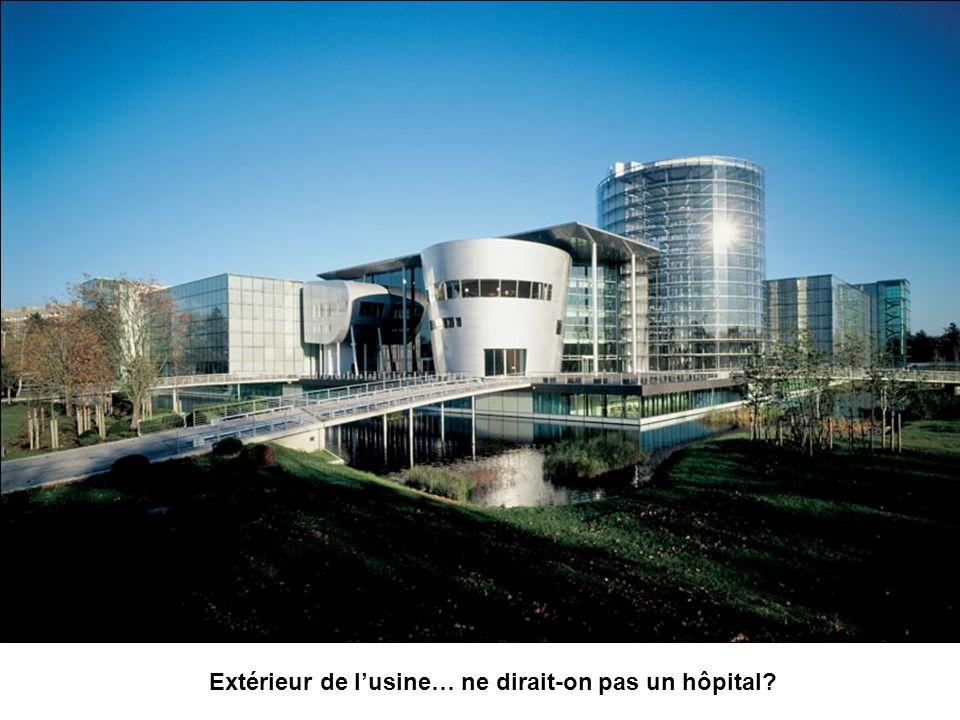 Lusine Volkswagen Limpeccable travail allemand ! Ne pas cliquer