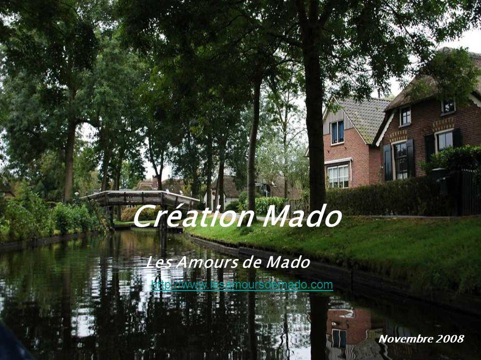 Création Mado Les Amours de Mado http://www.lesamoursdemado.com Novembre 2008