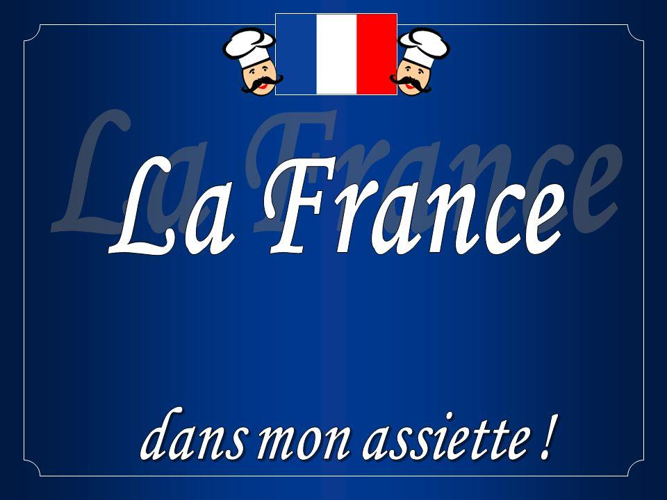 Ah.La cuisine française.