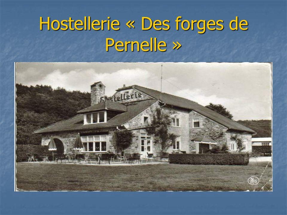 Auberge « La Sapinière » Publicité Cet hôtel restaurant sera vendu à la communauté de frères maristes qui installent leur communauté de frères.