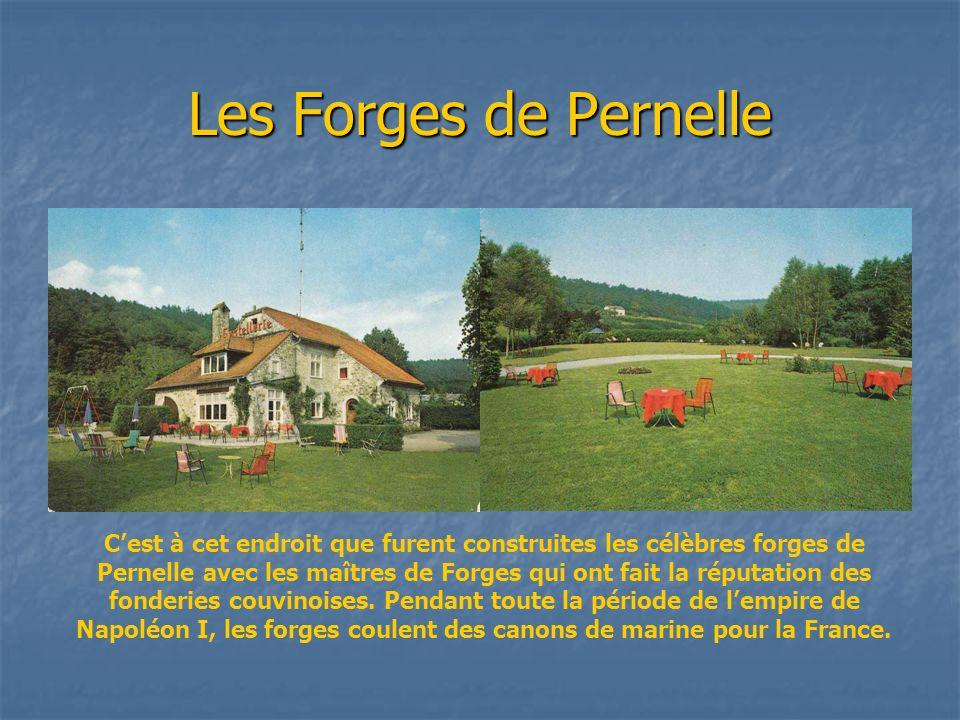 Hostellerie « Des forges de Pernelle »