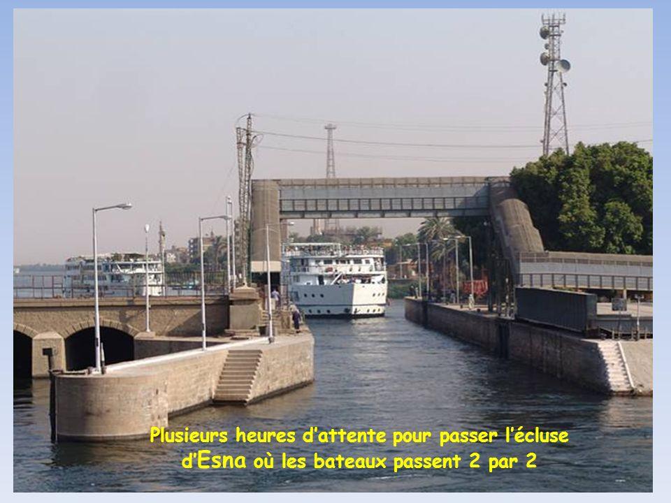 Embarquement immédiat pour PHILAE, au sud dAssouan