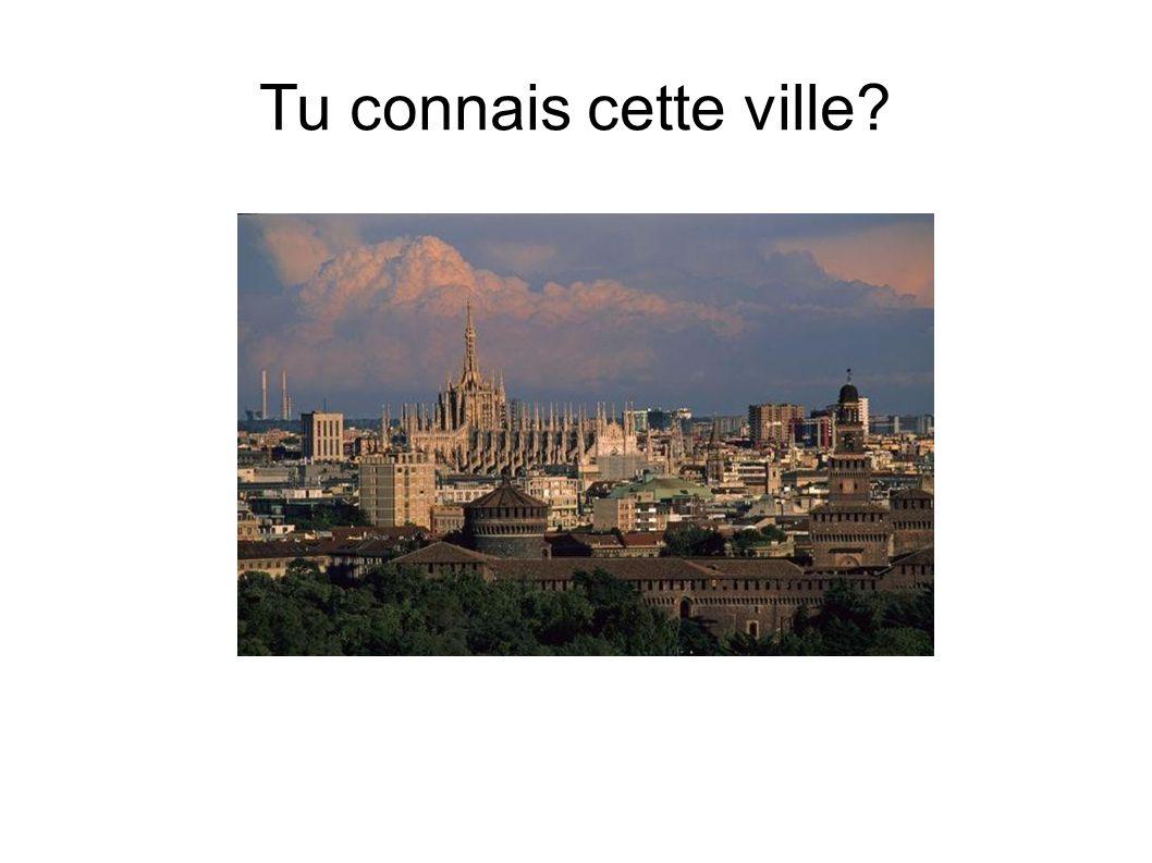 Tu connais cette ville?