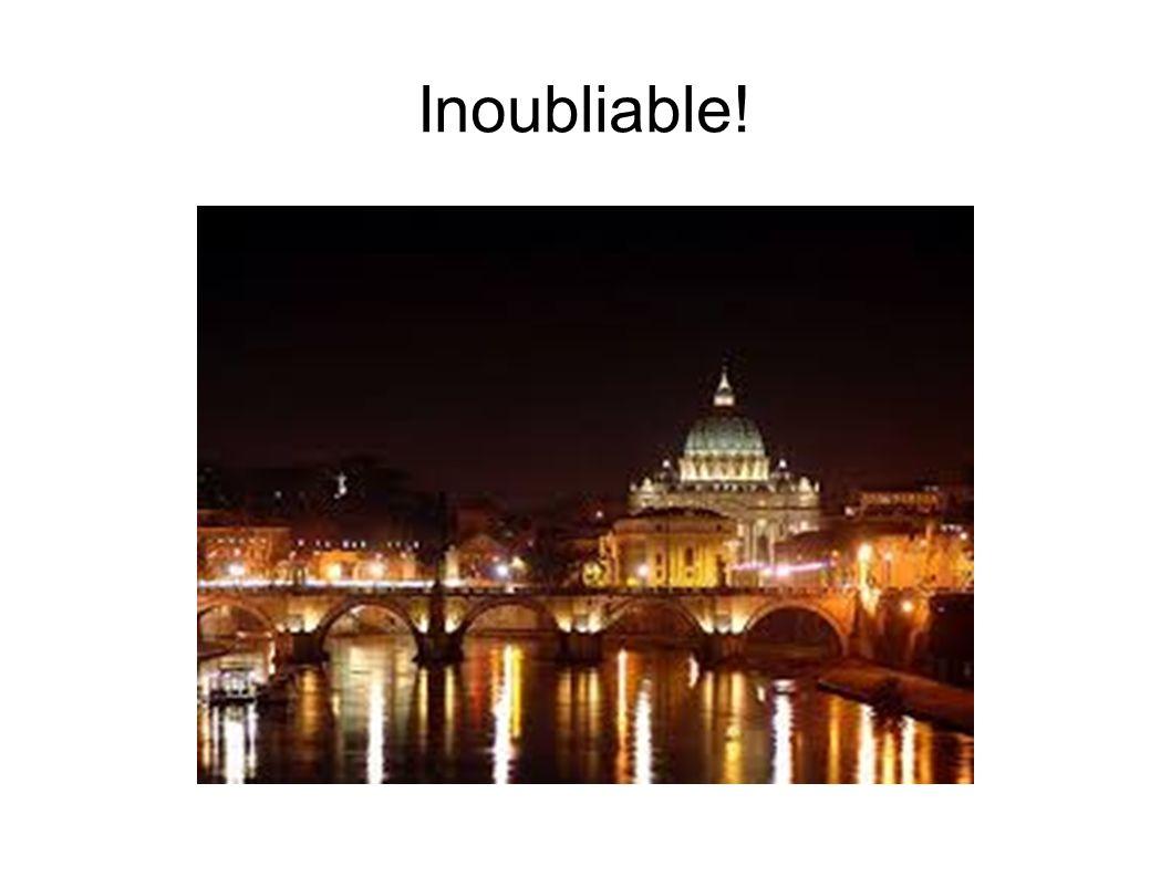 Inoubliable!