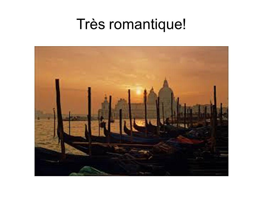 Très romantique!