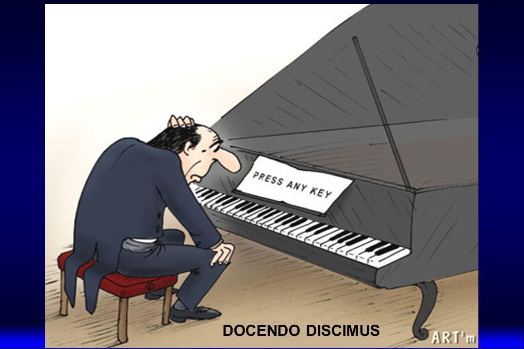DOCENDO DISCIMUS