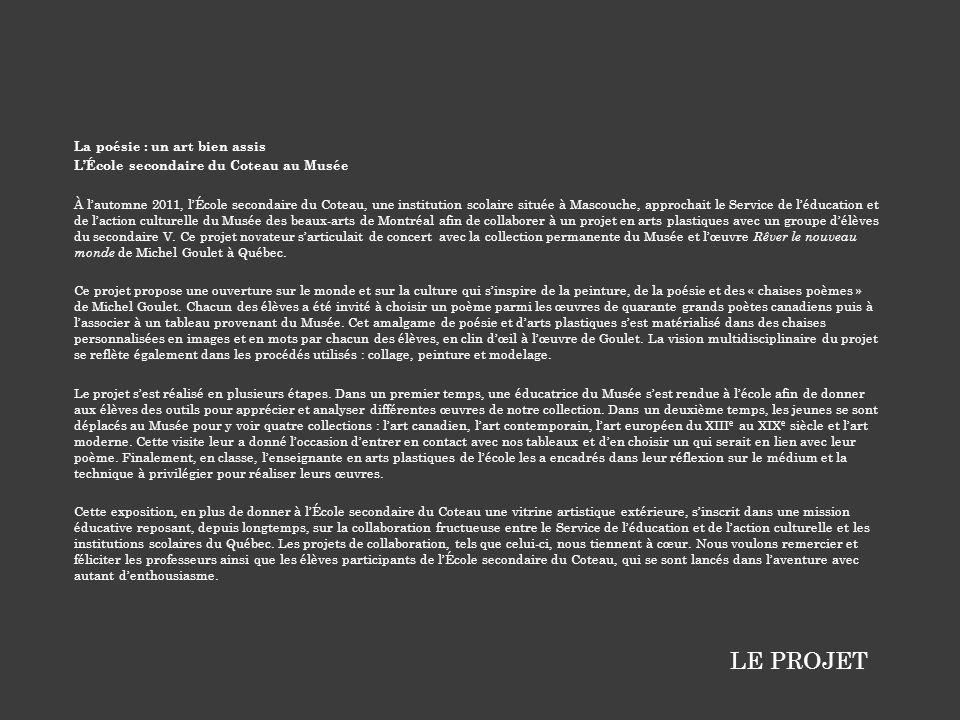 MONTER UNE EXPOSITION… CEST BEAUCOUP DE TRAVAIL, MAIS BEAUCOUP DE PLAISIR!
