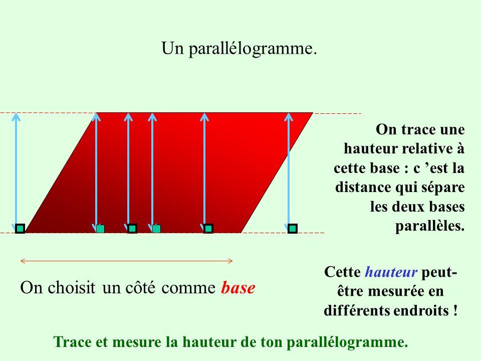 Un parallélogramme.