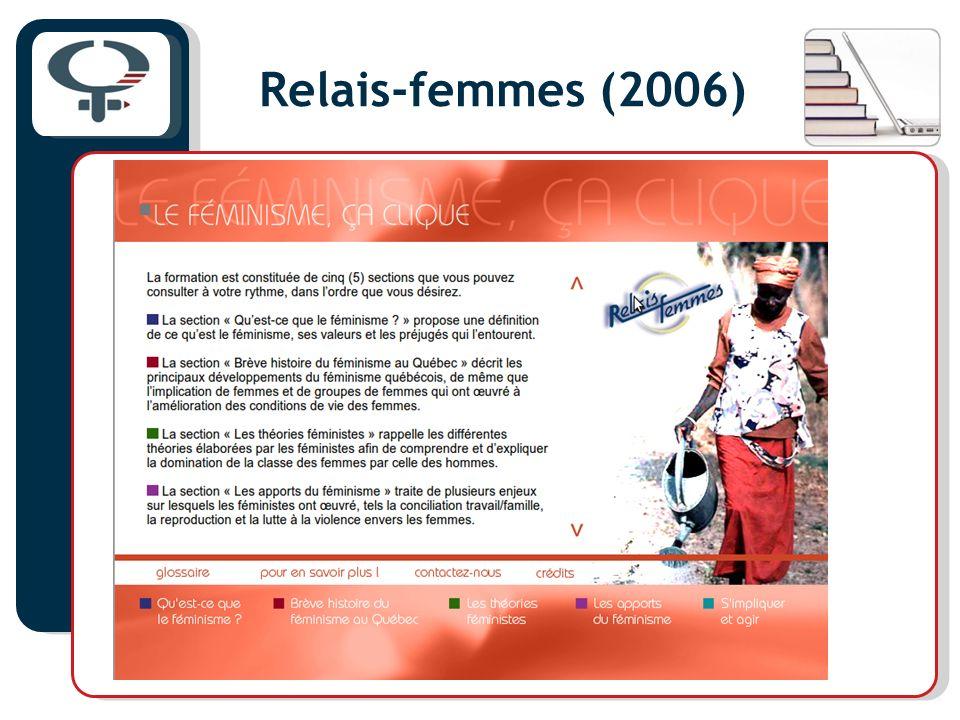 Relais-femmes (2006)
