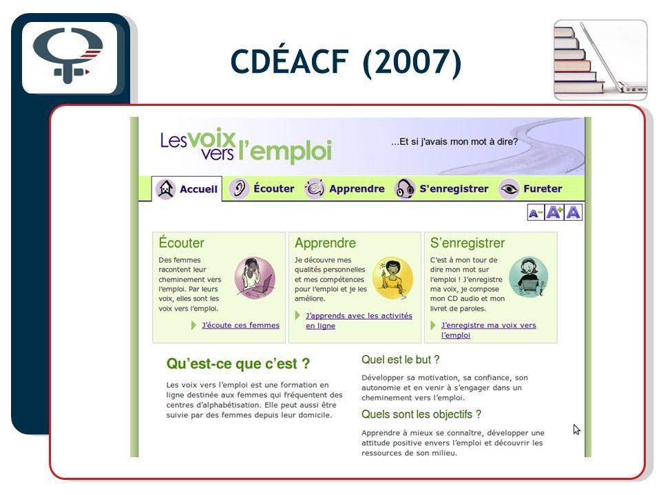 CDÉACF (2007)
