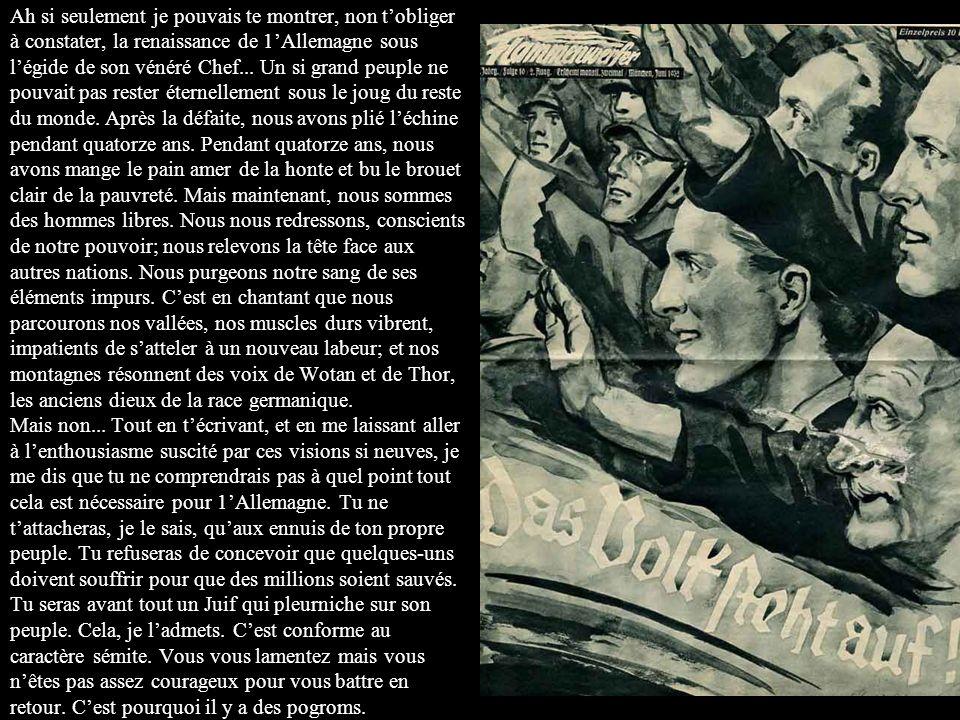 DEUTSCH-VOELKJSCHE BANK UND HANDELSGESELLSCHAFT, MUNICH, ALLEMAGNE Le 9 juillet 1933 Mr Max Eisenstein Galerie Schulse-Eisenstcin San Francisco, Calif