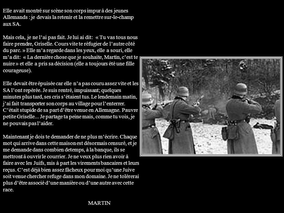 DEUTSCH-VOELKJSCHE BANK UND HANDELSGESELLSCHAFT, MUNICH, ALLEMAGNE Le 8 décembre 1933 Mr Max Eisenstein Galerie Eisenstein San Francisco, Californie, USA Cher Max, Heil Hitler.