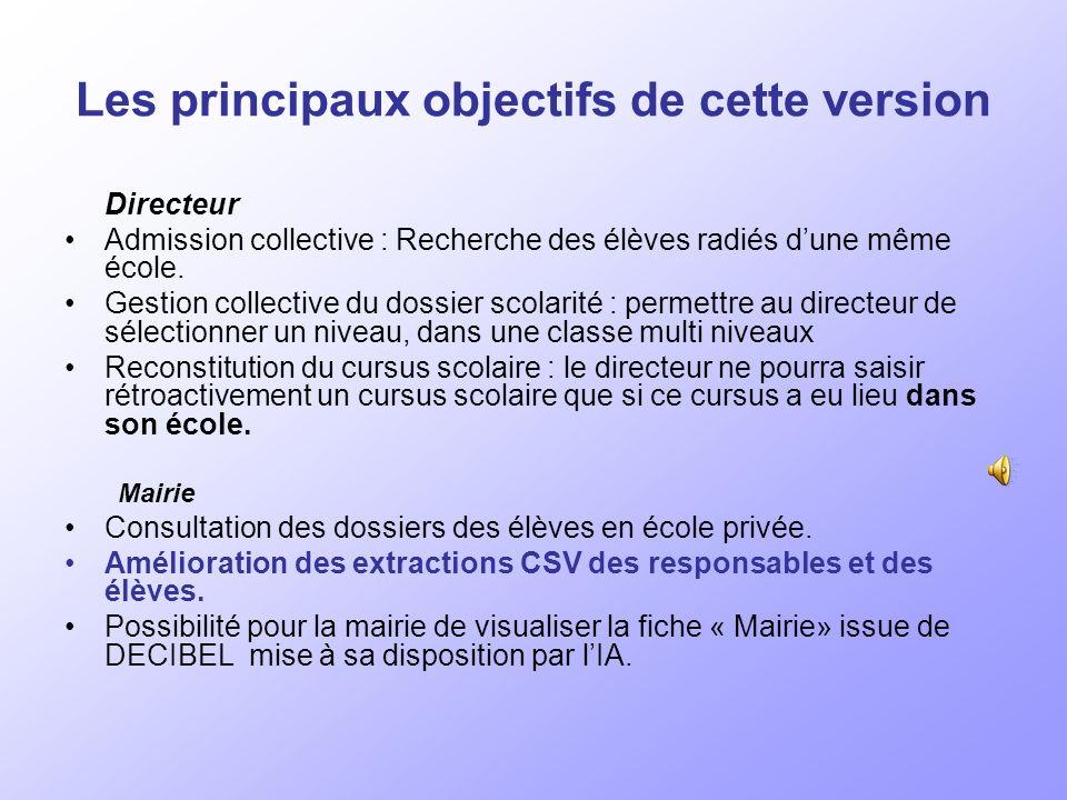 Mairie Consultation des élèves en école privée.