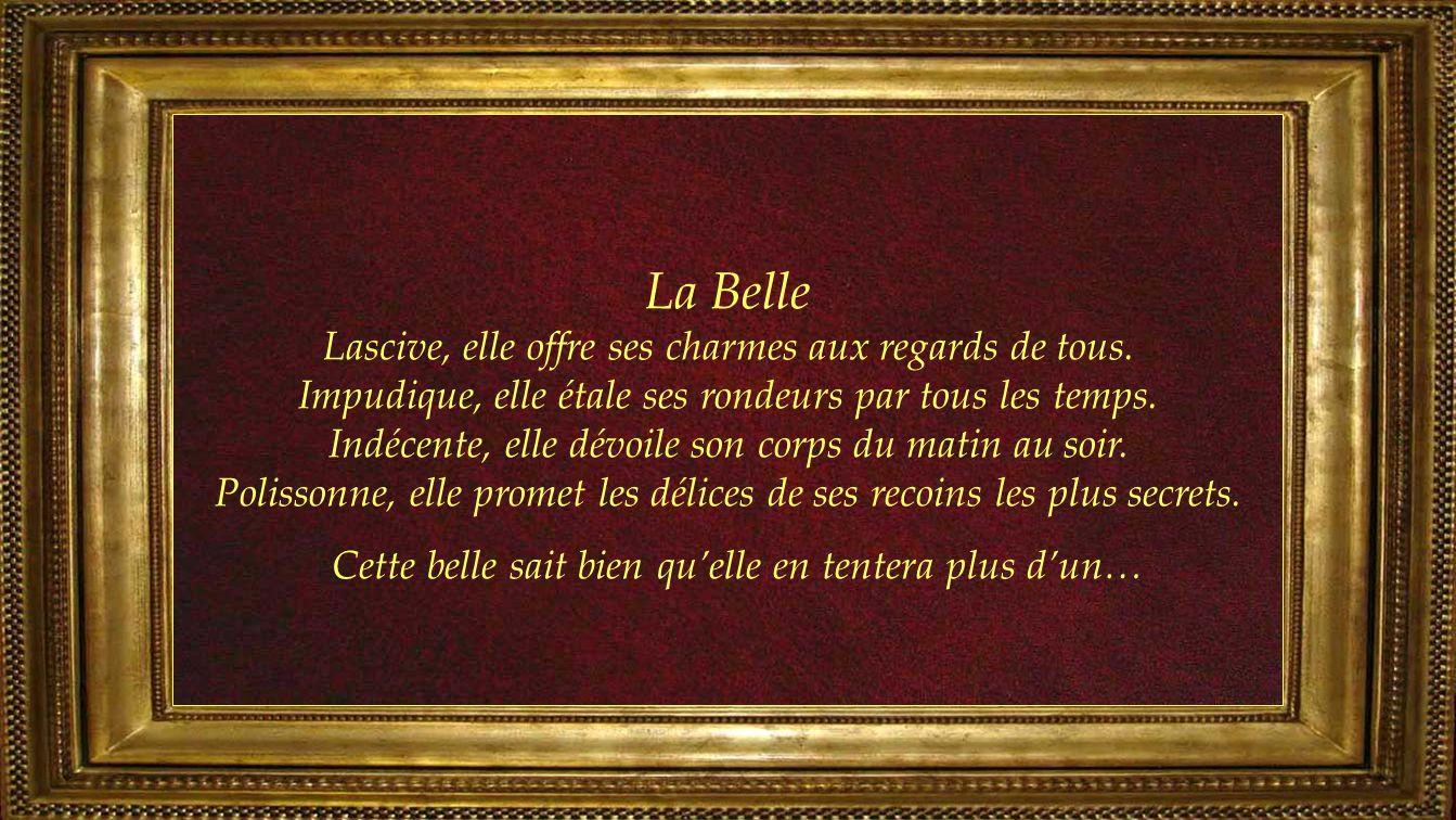 Belle Tous reviendront heureux de la rencontre.
