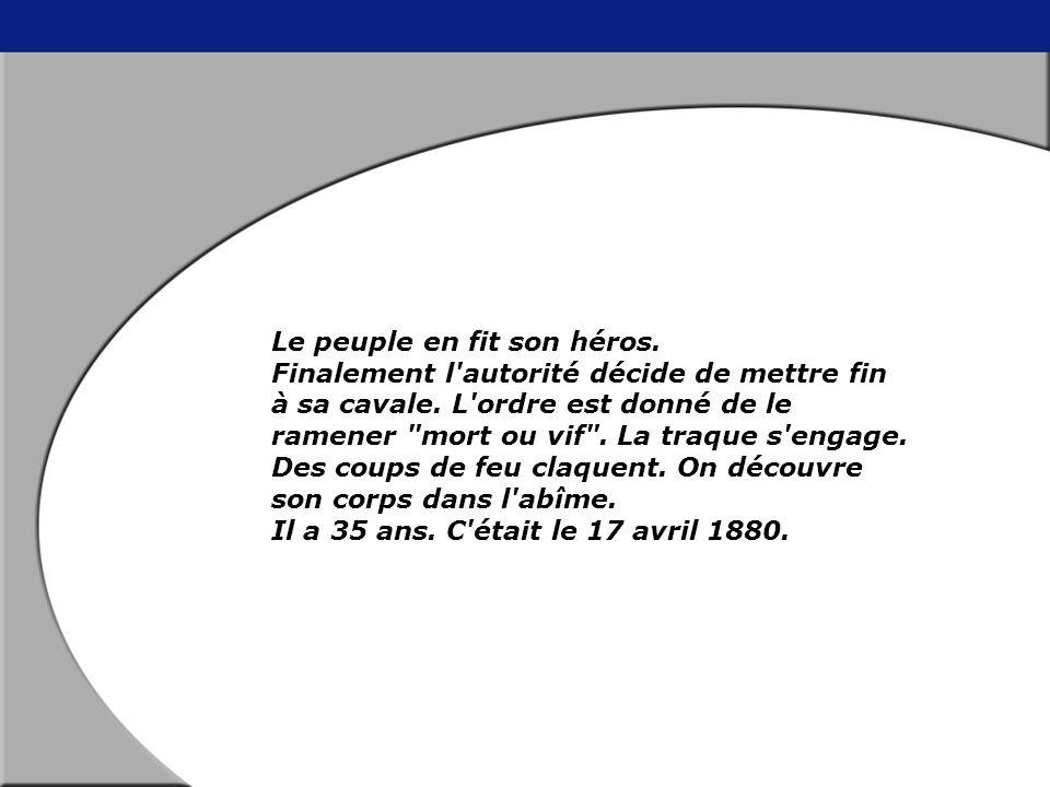 Farinet Samuel est le marginal le plus discuté de l'histoire suisse. Mort tragiquement dans les montagnes du Valais, ce Robin des Alpes, ce bandit au