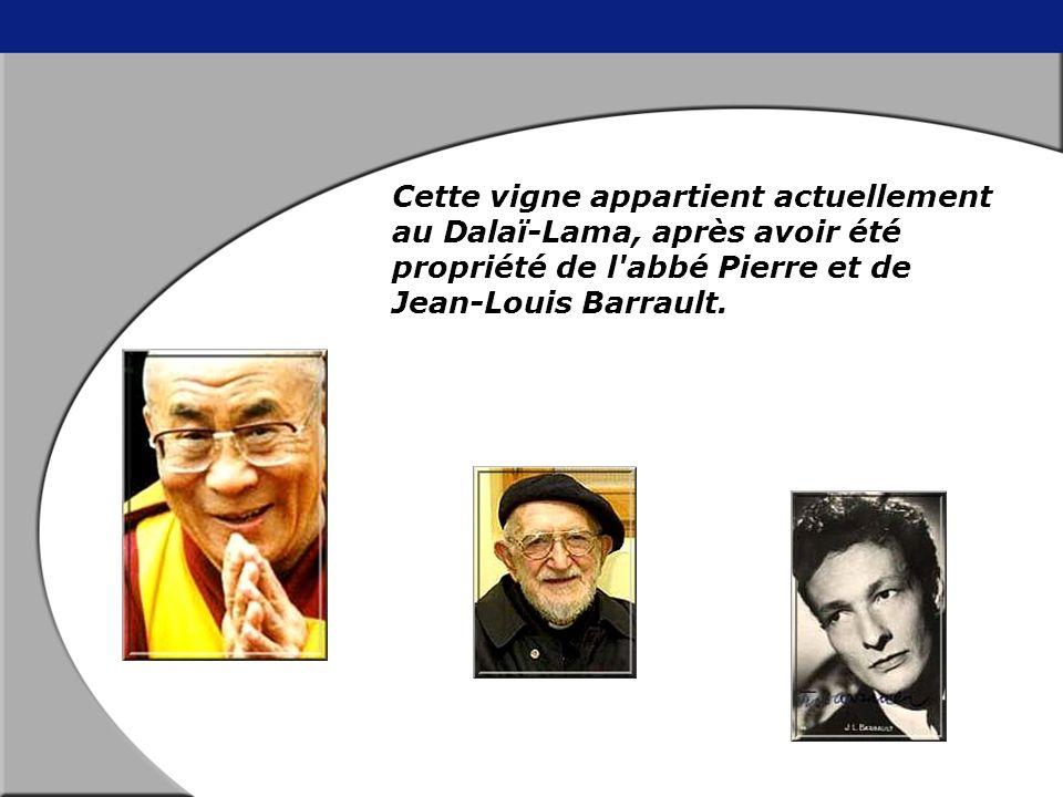 Farinet est devenu le symbole des libertés montagnardes. Saillon lui a dressé une vigne, en guise de monument,