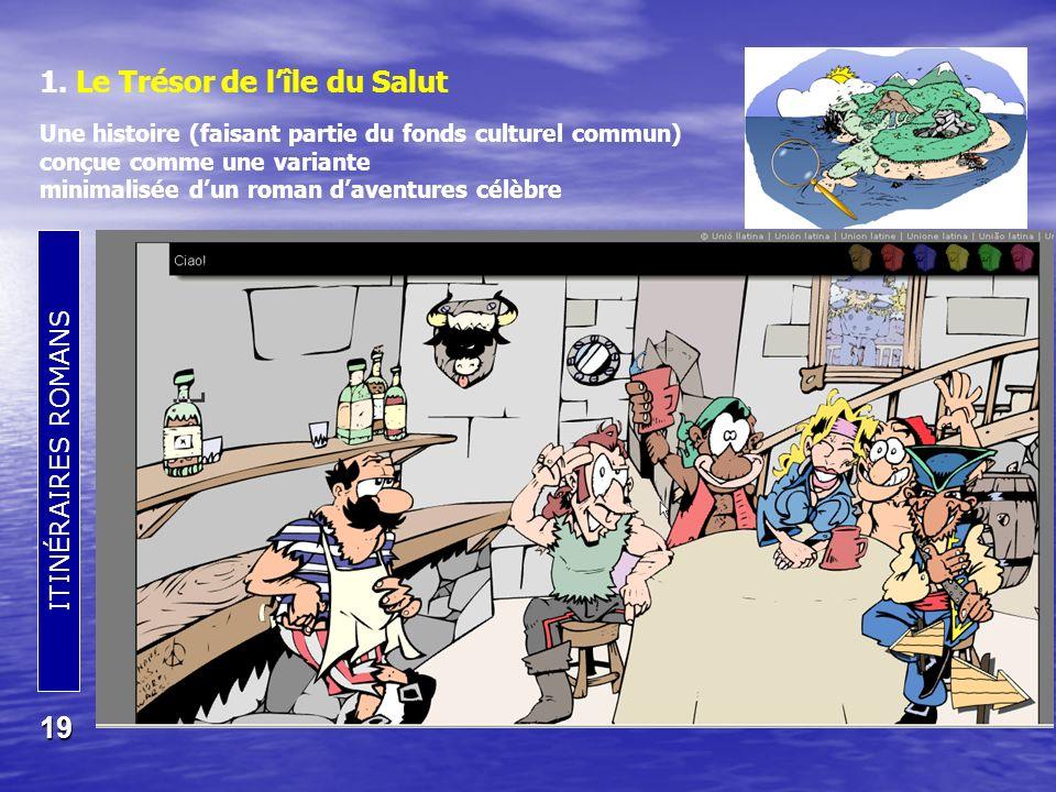 ITINÉRAIRES ROMANS 19 1.